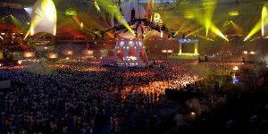 Особенности организации концерта