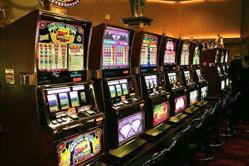 автоматы электронное казино и игровые