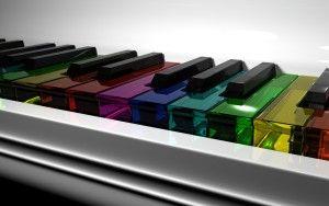 Клавишные музыкальные инструменты