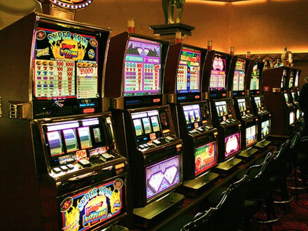 игровые автоматы f-slots