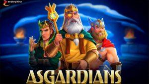 Игровой автомат Asgardians